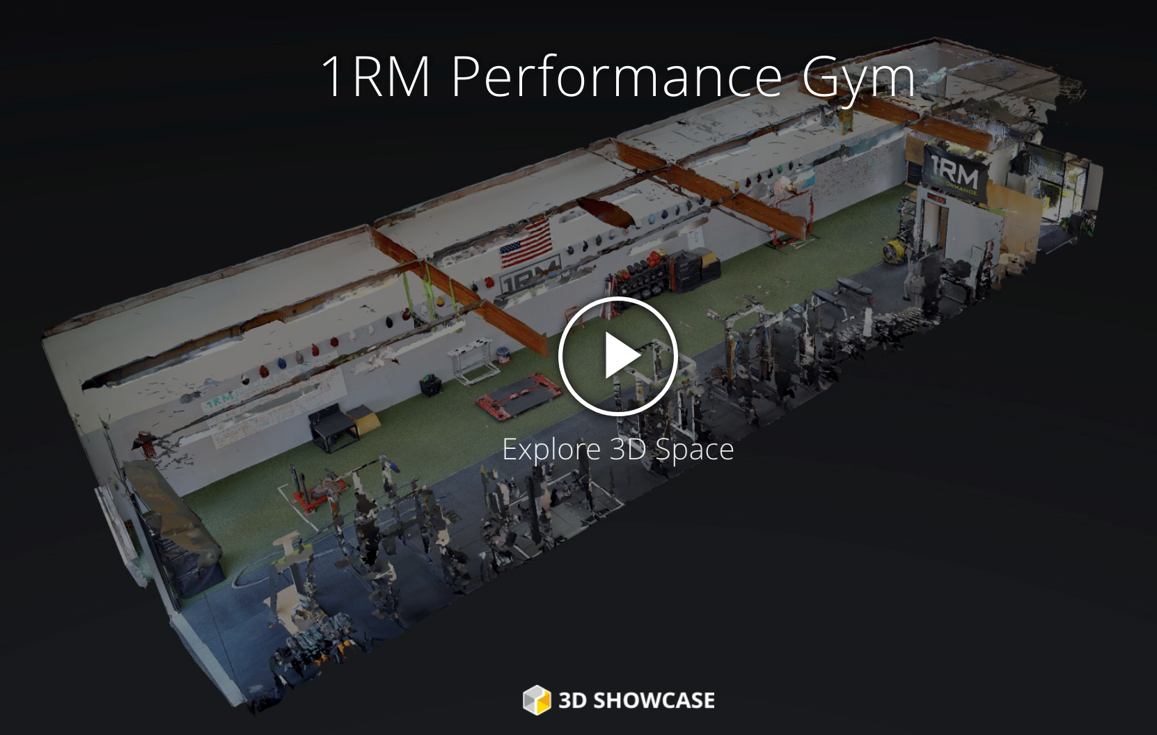 3D Tour of 1RM Performance