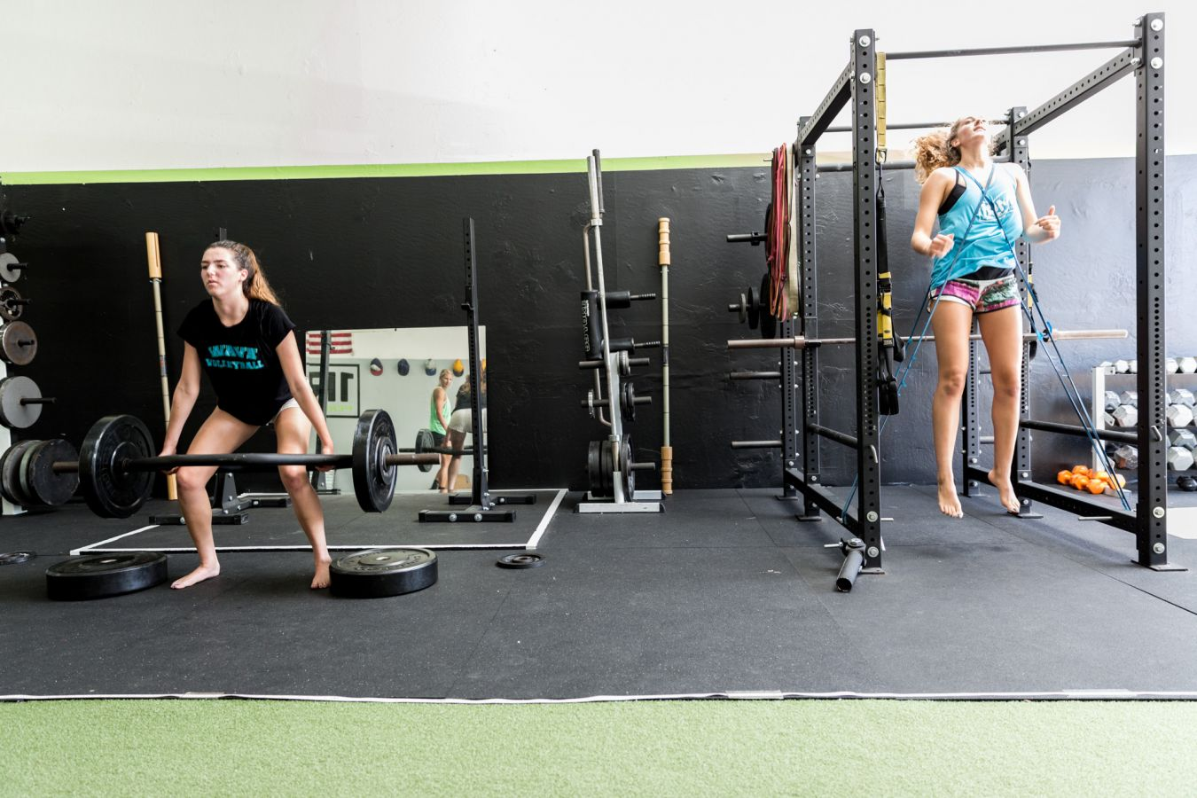 Elite Volleyball Strength & Conditioning